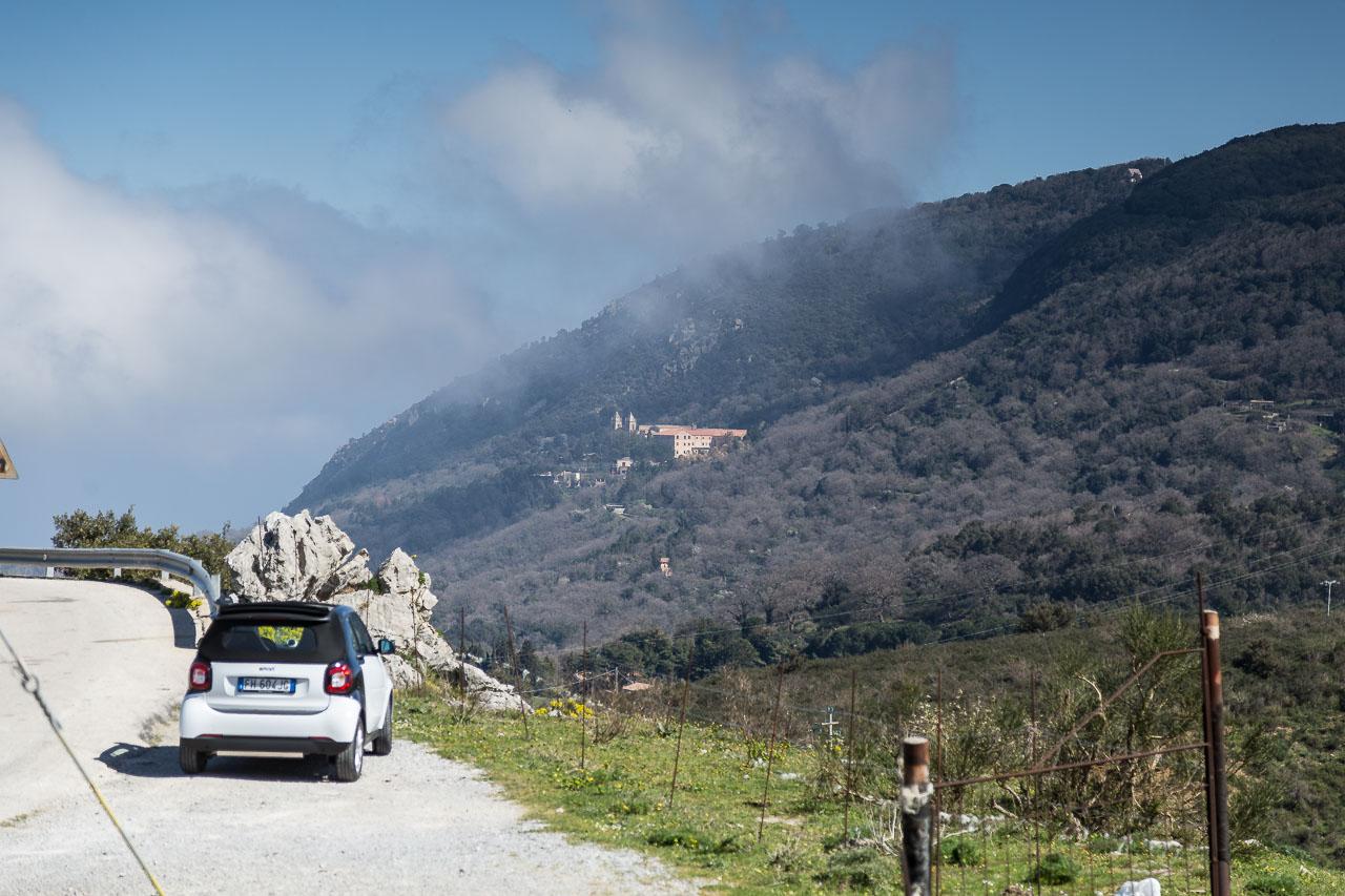 Blick auf Sant. di Gibilanna